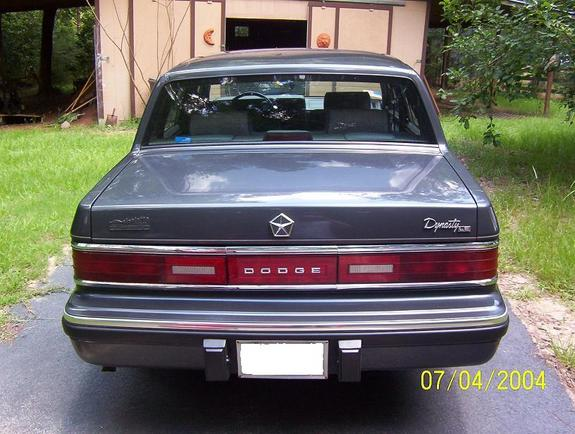 Another SithVegeta 1988 Dodge Dynasty post... - 1110017