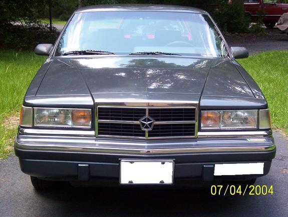 Another SithVegeta 1988 Dodge Dynasty post... - 1110018