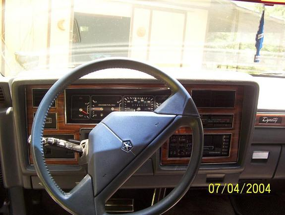 Another SithVegeta 1988 Dodge Dynasty post... - 1110019