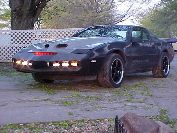 Another KITT350 1989 Pontiac Firebird post... - 1111718