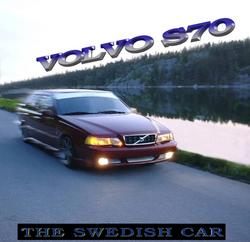 magganw 1997 Volvo S70