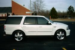 Exquizit 1998 Ford Expedition
