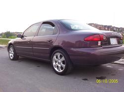 Toronto420s 1996 Ford Contour