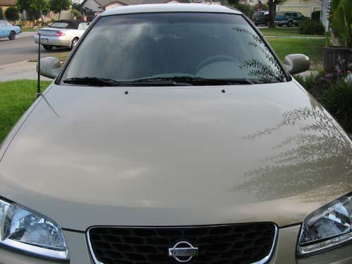 Another e2001gxe 2001 Nissan Sentra post... - 1120402