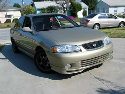 Another e2001gxe 2001 Nissan Sentra post... - 1120413