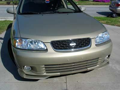 Another e2001gxe 2001 Nissan Sentra post... - 1120415