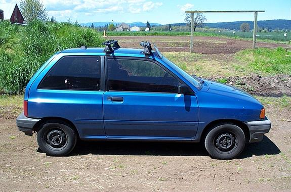 dnjrzn 1989 ford festiva specs  photos  modification info
