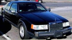 japeters02 1991 Lincoln Mark VII