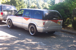 Blazin00s 2000 Chevrolet Blazer