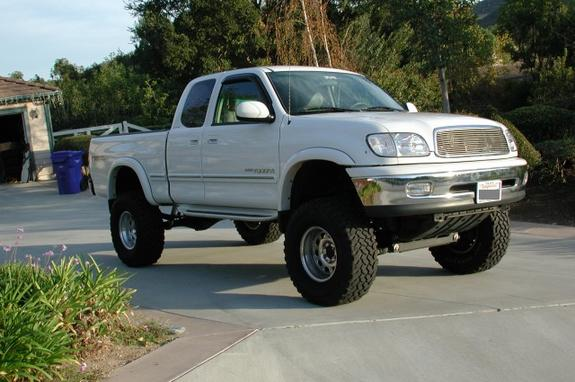 Liftedf2504x4 2001 Toyota Tundra Access Cab Specs Photos