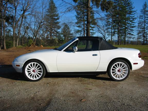 whiteroadster 1990 mazda miata mx 5 specs photos. Black Bedroom Furniture Sets. Home Design Ideas
