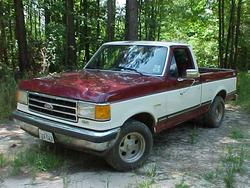 MRsloth71 1988 Ford F150 Regular Cab
