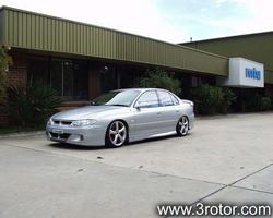 Blown_HSV_R8 2000 Holden Commodore