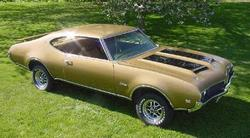 oldschool1921s 1969 Oldsmobile 442