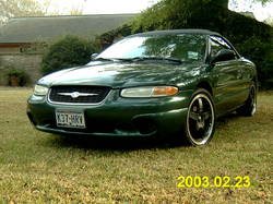 johnmichael3737 1999 Chrysler Sebring