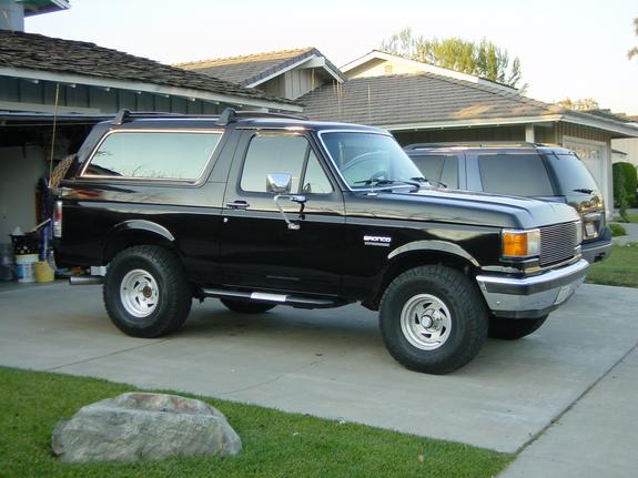 Another BadAsssBronco 1990 Ford Bronco post... - 1135090