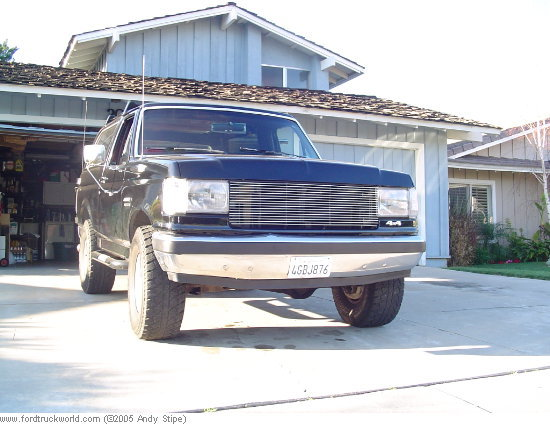 Another BadAsssBronco 1990 Ford Bronco post... - 1135141