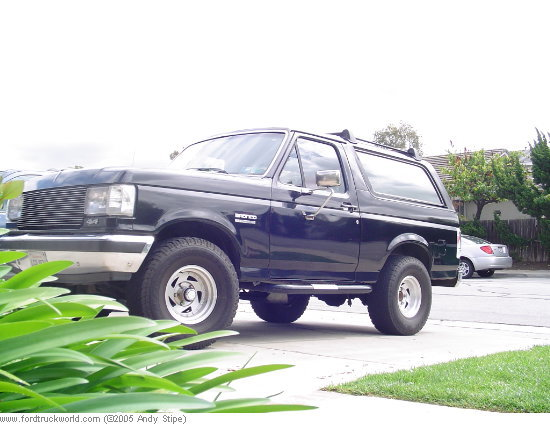 Another BadAsssBronco 1990 Ford Bronco post... - 1135149