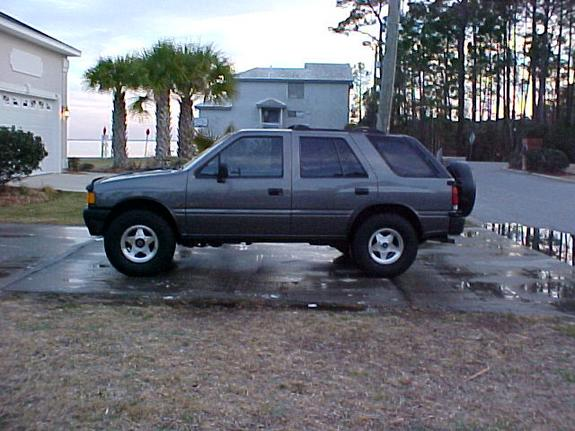 Another rodehoeondubs 1993 Isuzu Rodeo post... - 1133880