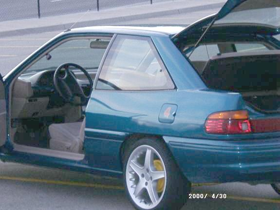 Share your 1994 ford escort wagon rear bumper think, that
