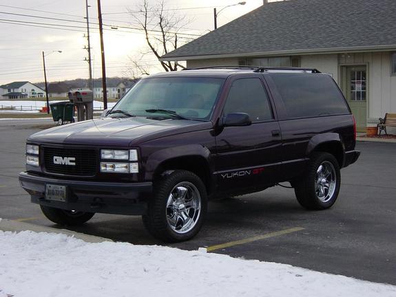 t wags 1996 gmc yukon specs photos modification info at. Black Bedroom Furniture Sets. Home Design Ideas