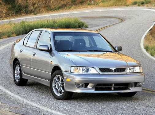 Another Gealousy 2001 Infiniti G post... - 1139798