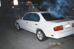 Another Gealousy 2001 Infiniti G post... - 1139854