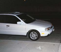Another Gealousy 2001 Infiniti G post... - 1139856