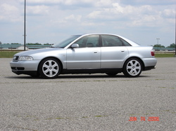 SpeedyDTP247s 1998 Audi A4