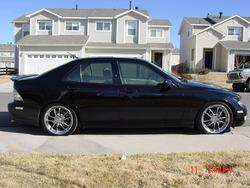Another twotone114 2001 Lexus IS post... - 1151666