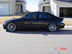 Another twotone114 2001 Lexus IS post... - 1151668