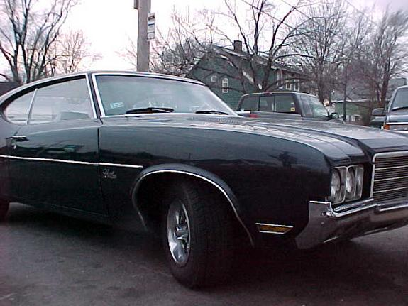 spikey0922's 1971 Oldsmobile Cutlass