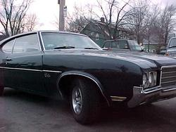 spikey0922 1971 Oldsmobile Cutlass