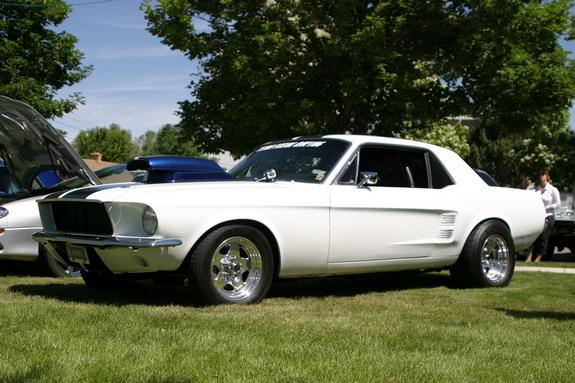 mustang67408's 1967 Ford Mustang