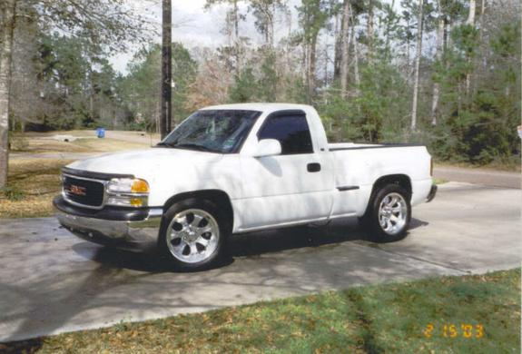 20sman S 2001 Gmc Sierra 1500 Regular Cab In Magnolia Tx