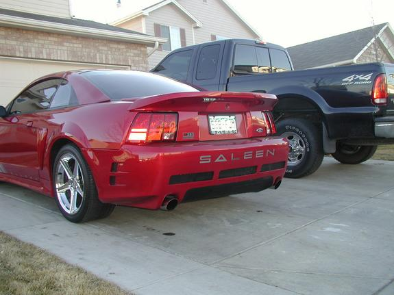 domainbabes 1999 saleen mustang specs photos modification info at cardomain. Black Bedroom Furniture Sets. Home Design Ideas