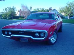 plymouthman71 1971 Plymouth Satellite