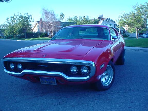 Another plymouthman71 1971 Plymouth Satellite post... - 1160260
