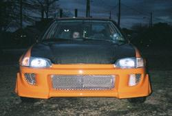OrangeThing 1992 Honda Civic