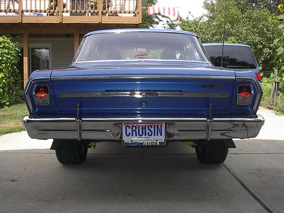Another Wogs64 1964 Chevrolet Nova post... - 1166901