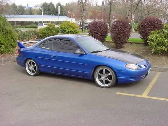 Asiancrx S 1998 Ford Zx2 In Vancouver Wa