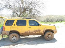 dudewithxs 2000 Nissan Xterra