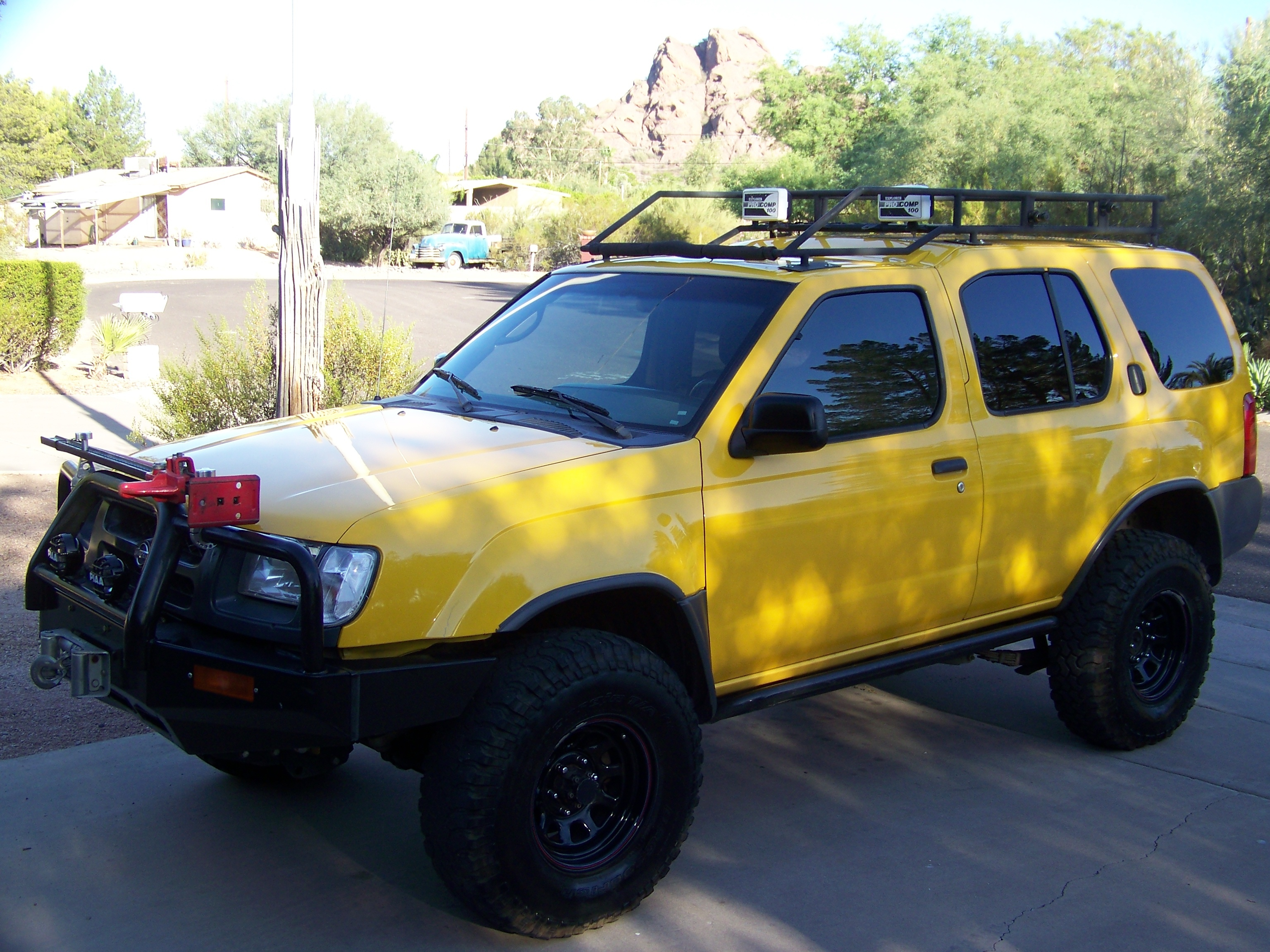 used 2000 nissan xterra for sale pricing edmunds autos post. Black Bedroom Furniture Sets. Home Design Ideas