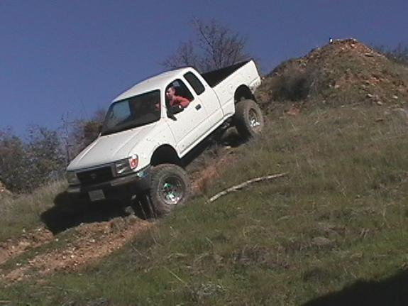 Another REMEMBERTOLOOK 1995 Toyota Tacoma Xtra Cab post... - 1169449