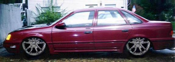 slimxtcshady 1989 ford taurus specs photos modification info at cardomain. Black Bedroom Furniture Sets. Home Design Ideas