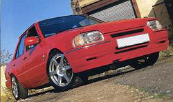 ALDsDemo 1990 Ford Orion
