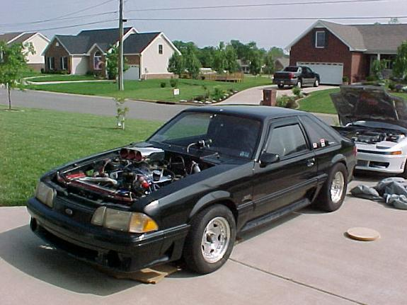 badchad7 1987 ford mustang specs  photos  modification