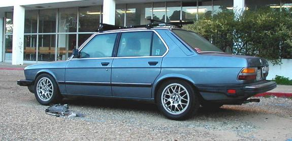 fatdaddybmw 1987 BMW 5 Series