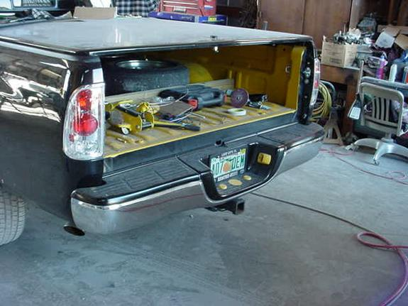 Another tundranet 2001 Toyota Tundra Access Cab post... - 1176806