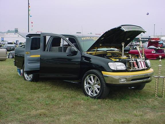 tundranet 2001 toyota tundra access cab specs photos modification info at cardomain. Black Bedroom Furniture Sets. Home Design Ideas